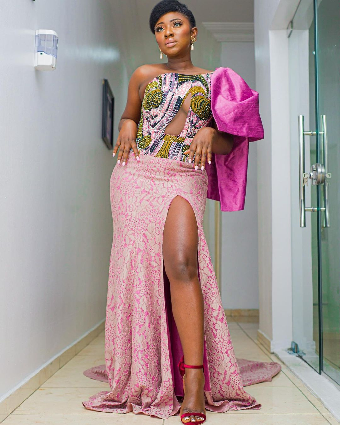Yvonne Jegede instagram fashion