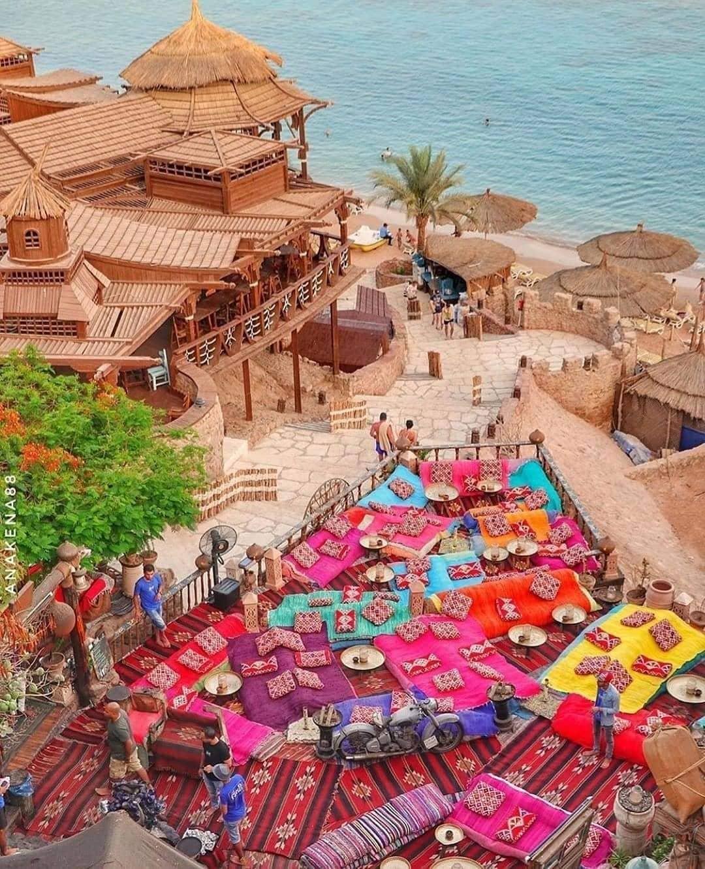 egypt top 10 beach destinations in Africa