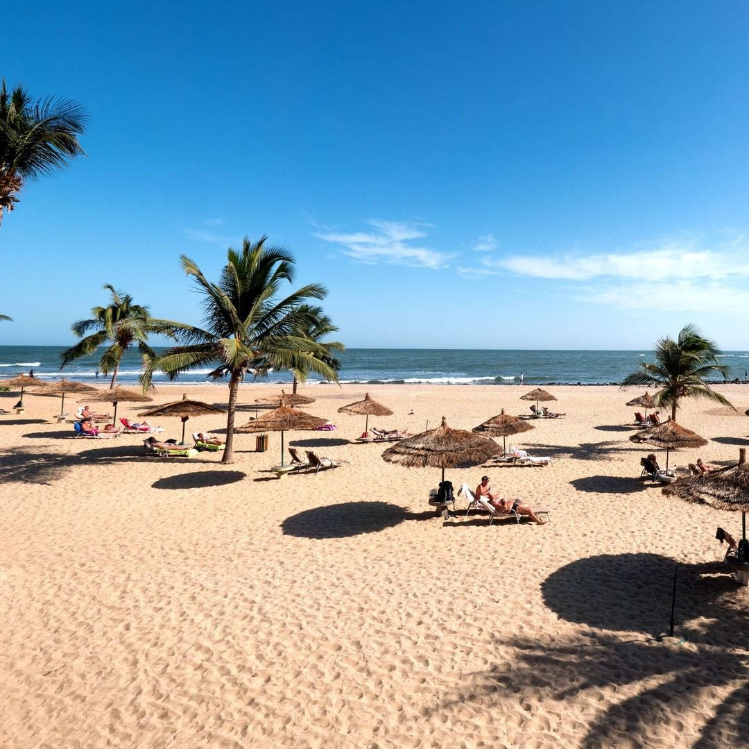 Gambia top 10 beach destinations in Africa