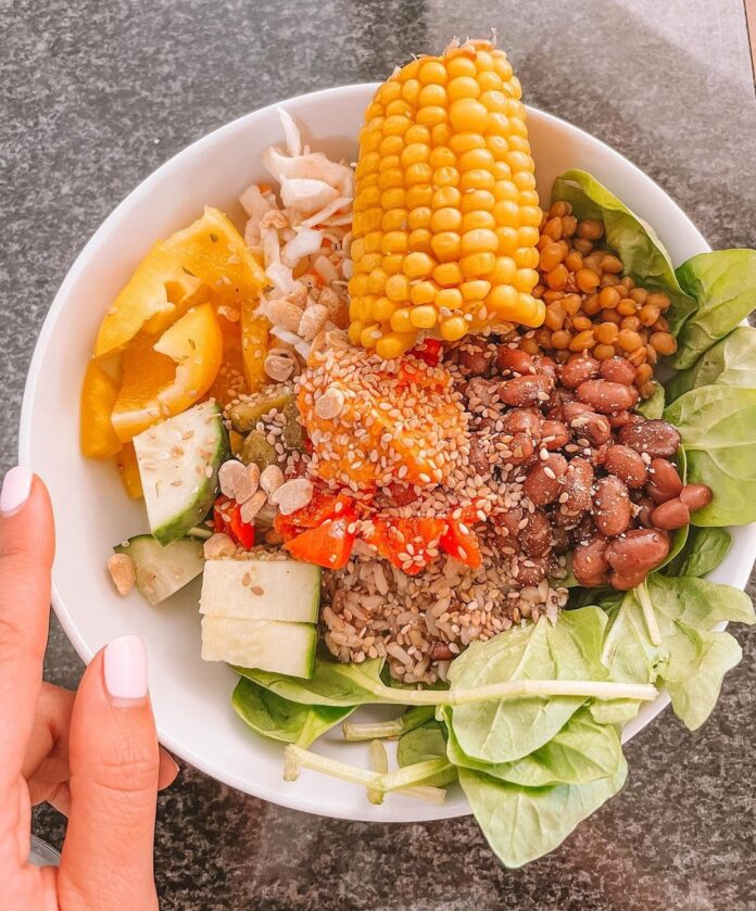plant based bod bowl recipe