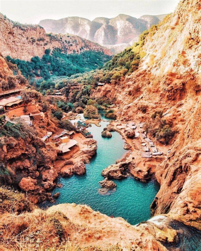 Azilal morocco