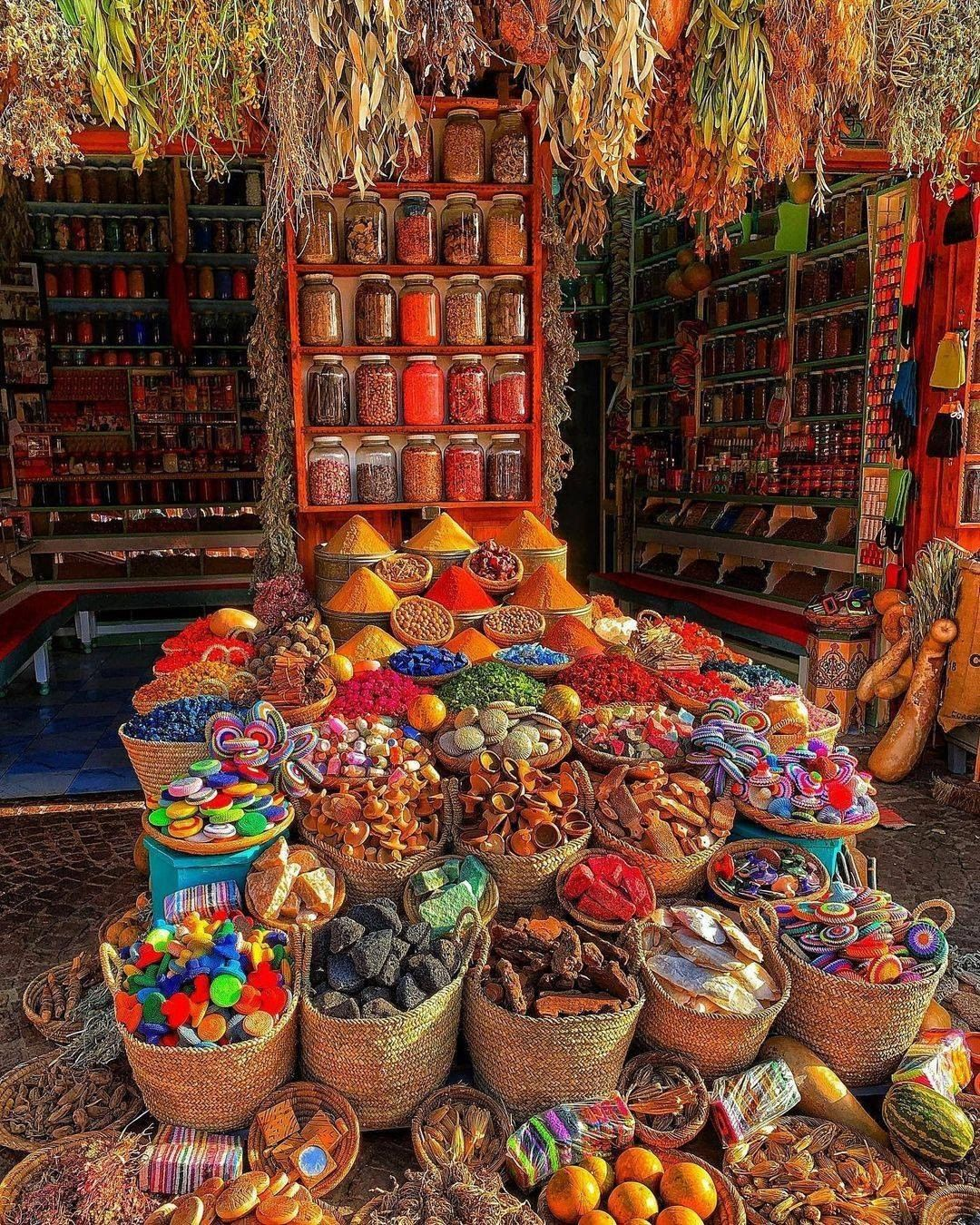 Morocco is 2nd on top ten African destinations