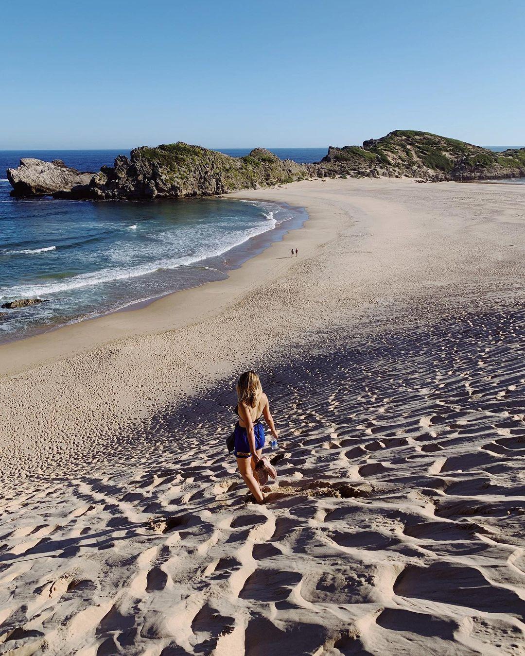 Robberg Beach image