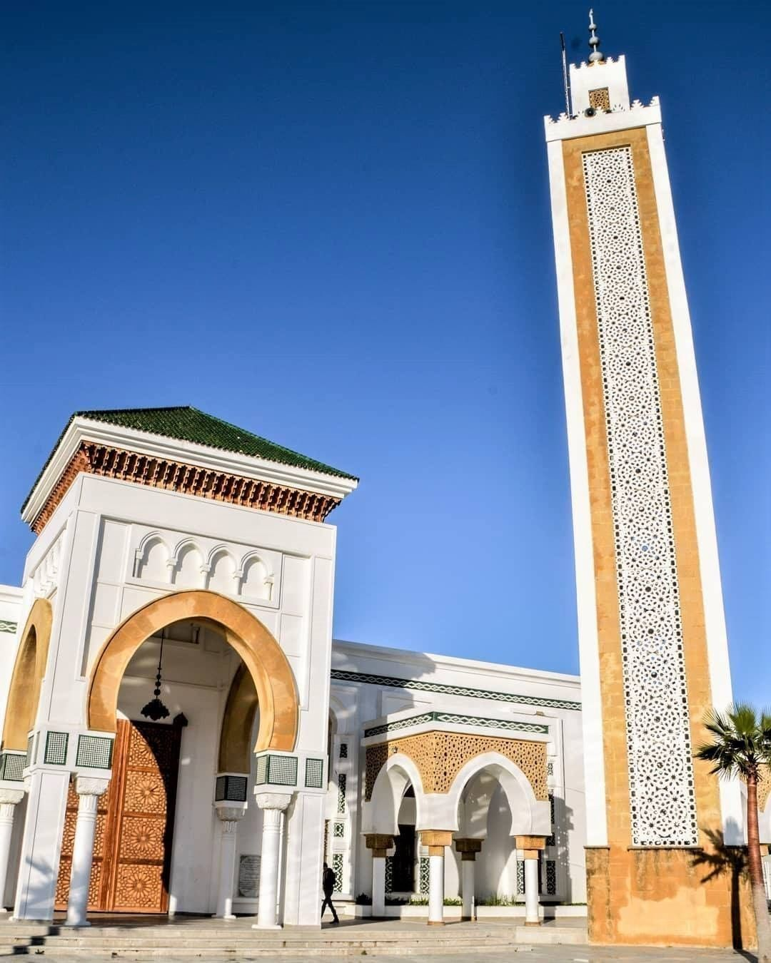 Tangier mosque morocco