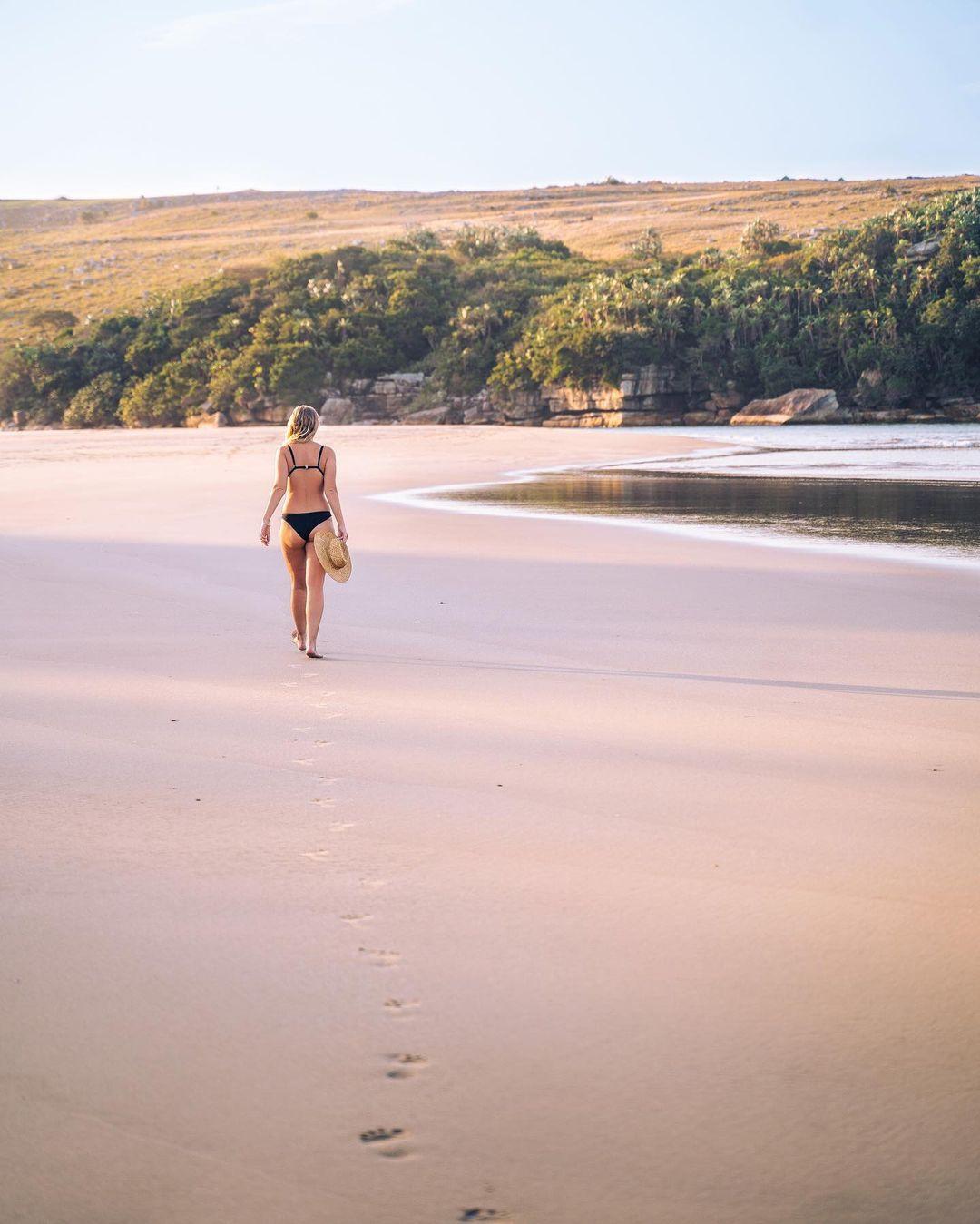 coffee bay beach image