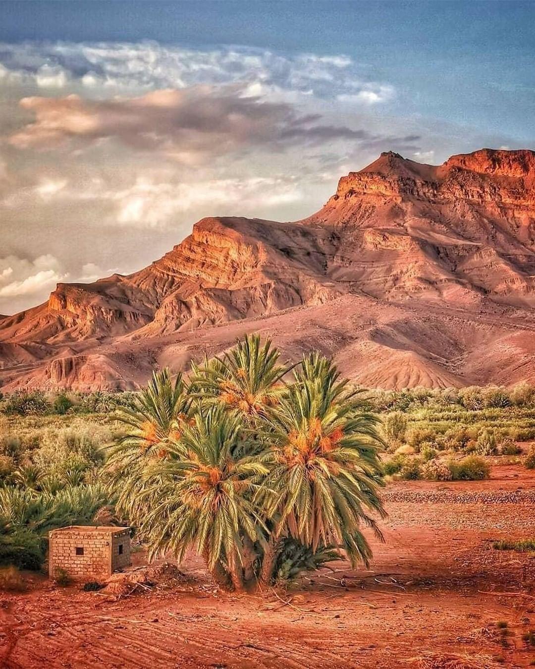 zagora mountain desert