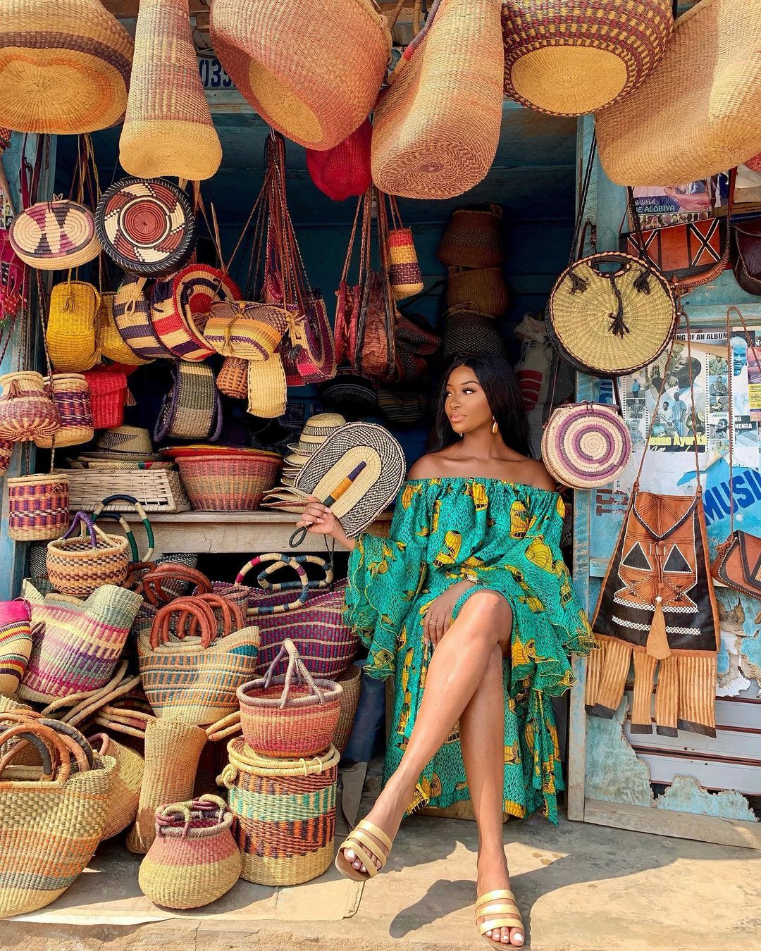 accra Arts and crafts market