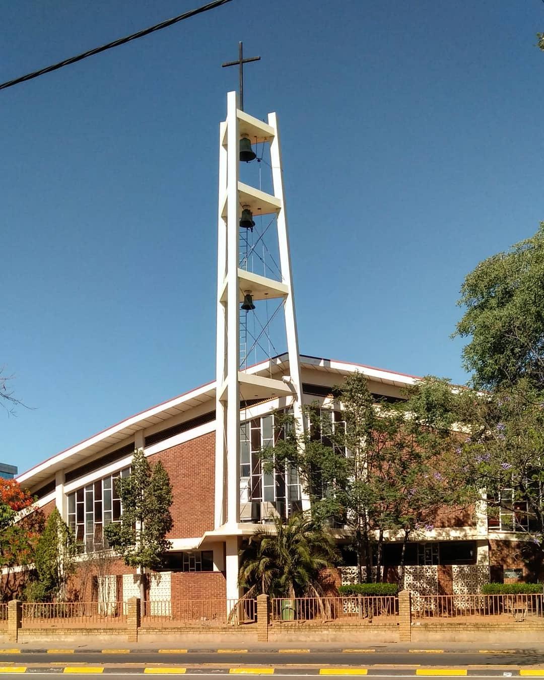 buildings in Gaborone