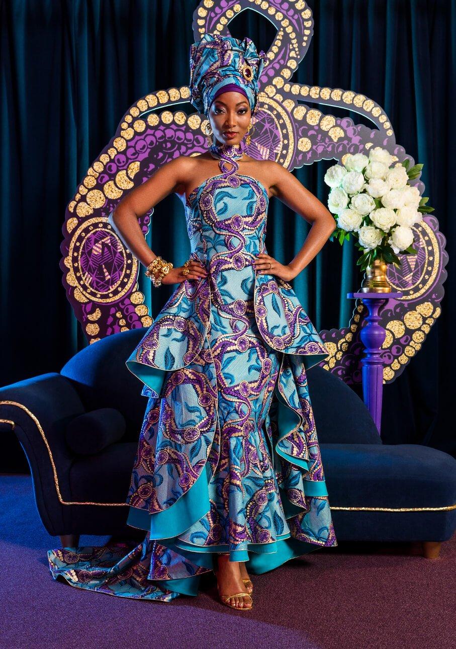 Congolese Wedding styles