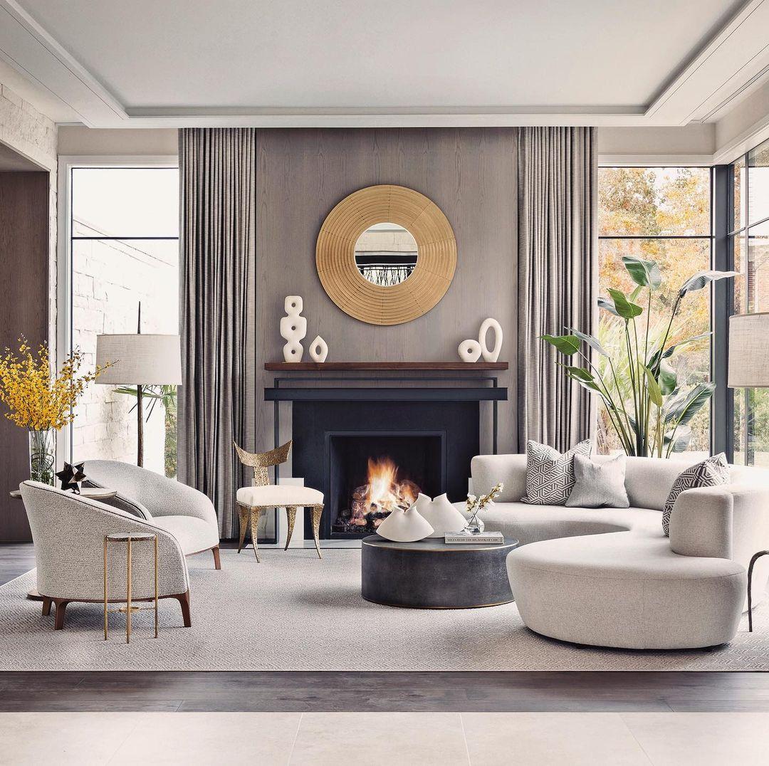 Home Decor 20+ Aesthetic Living Room Ideas   Dream Africa