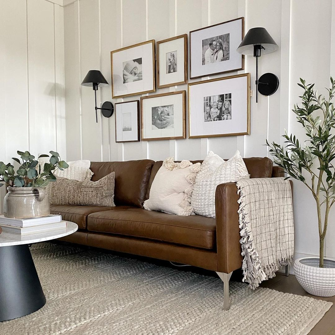 aesthetic gallery wall styles