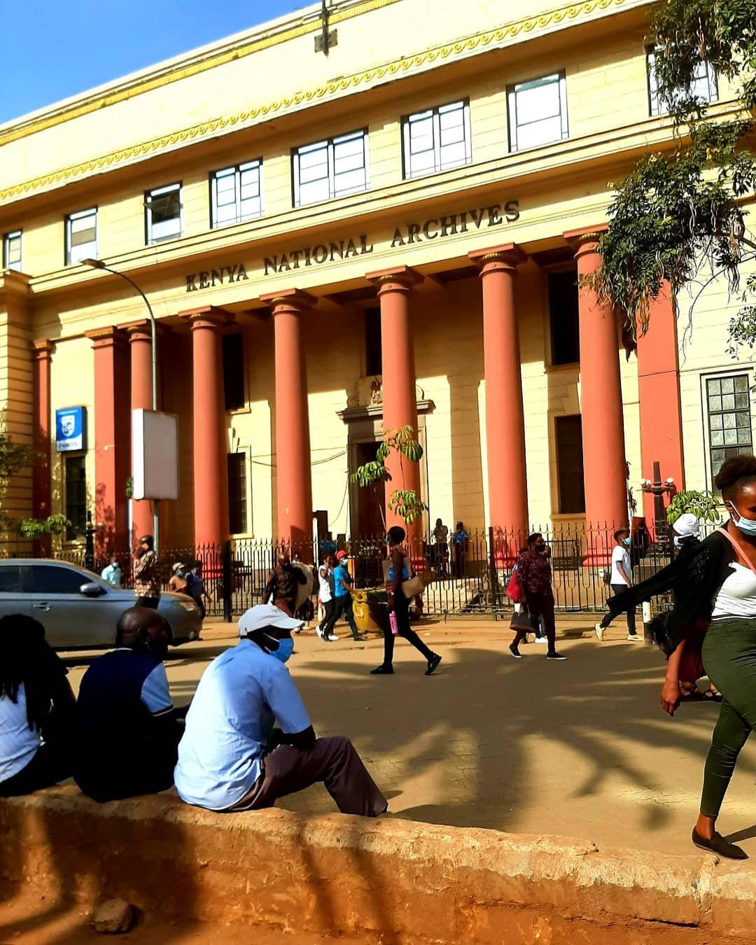 Nairobi outdoor activities
