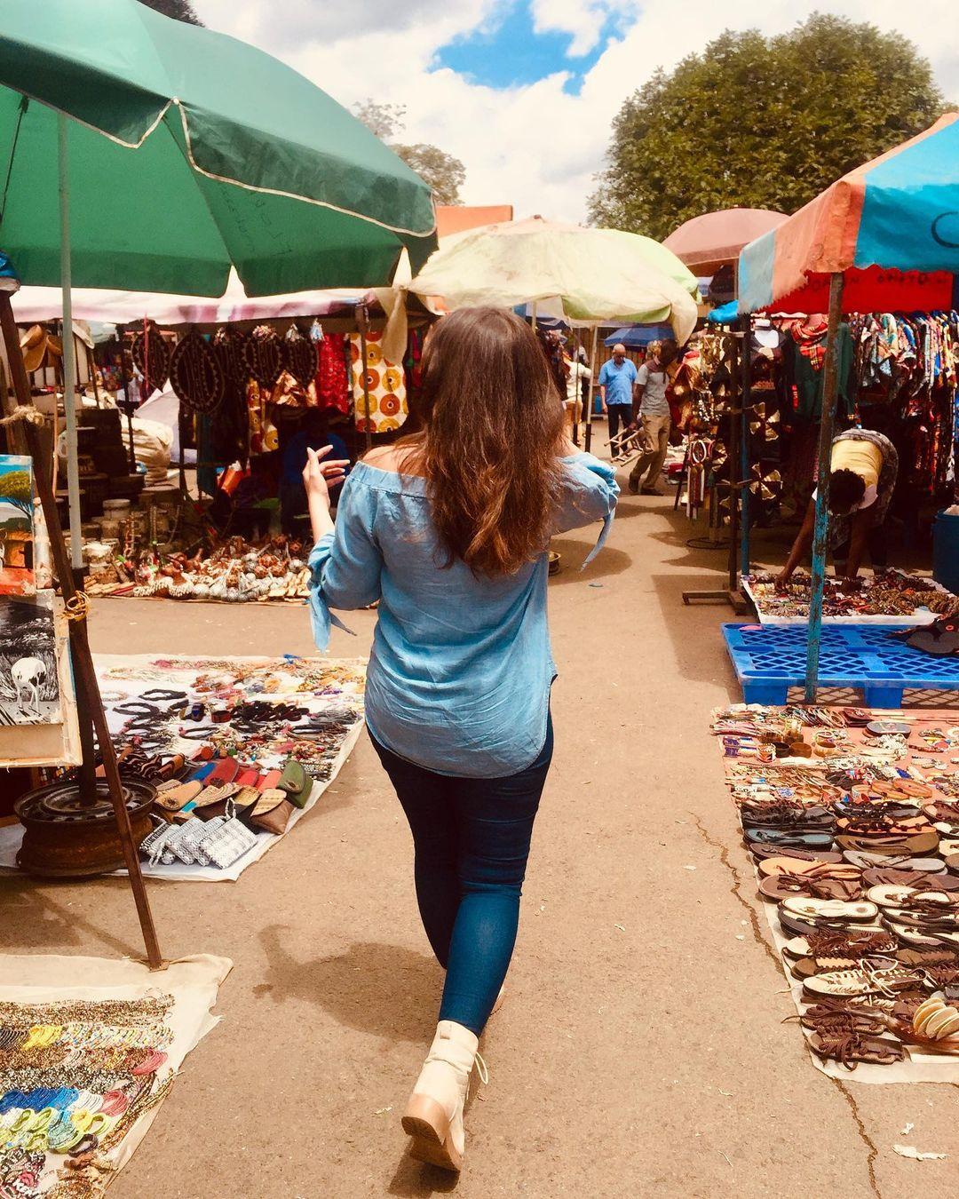 Nairobi local markets