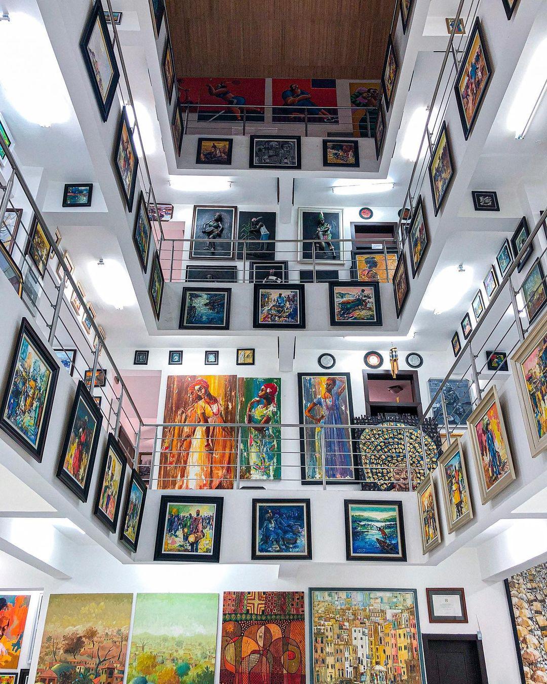 art galleries to visit in lagos nigeria