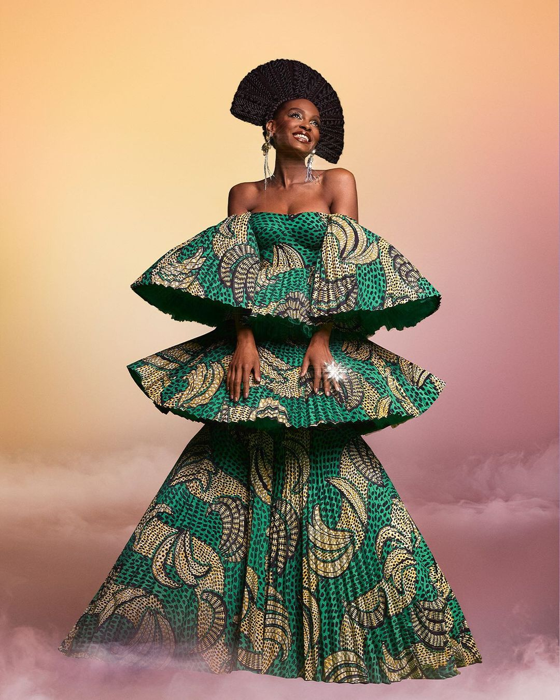 latest ankara fabric styles