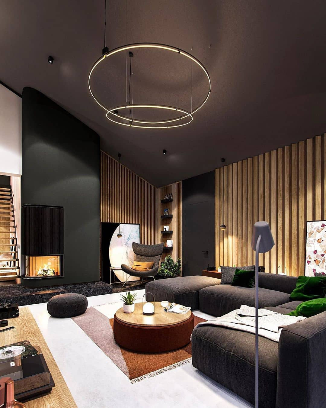 living room aesthetics for small spaces