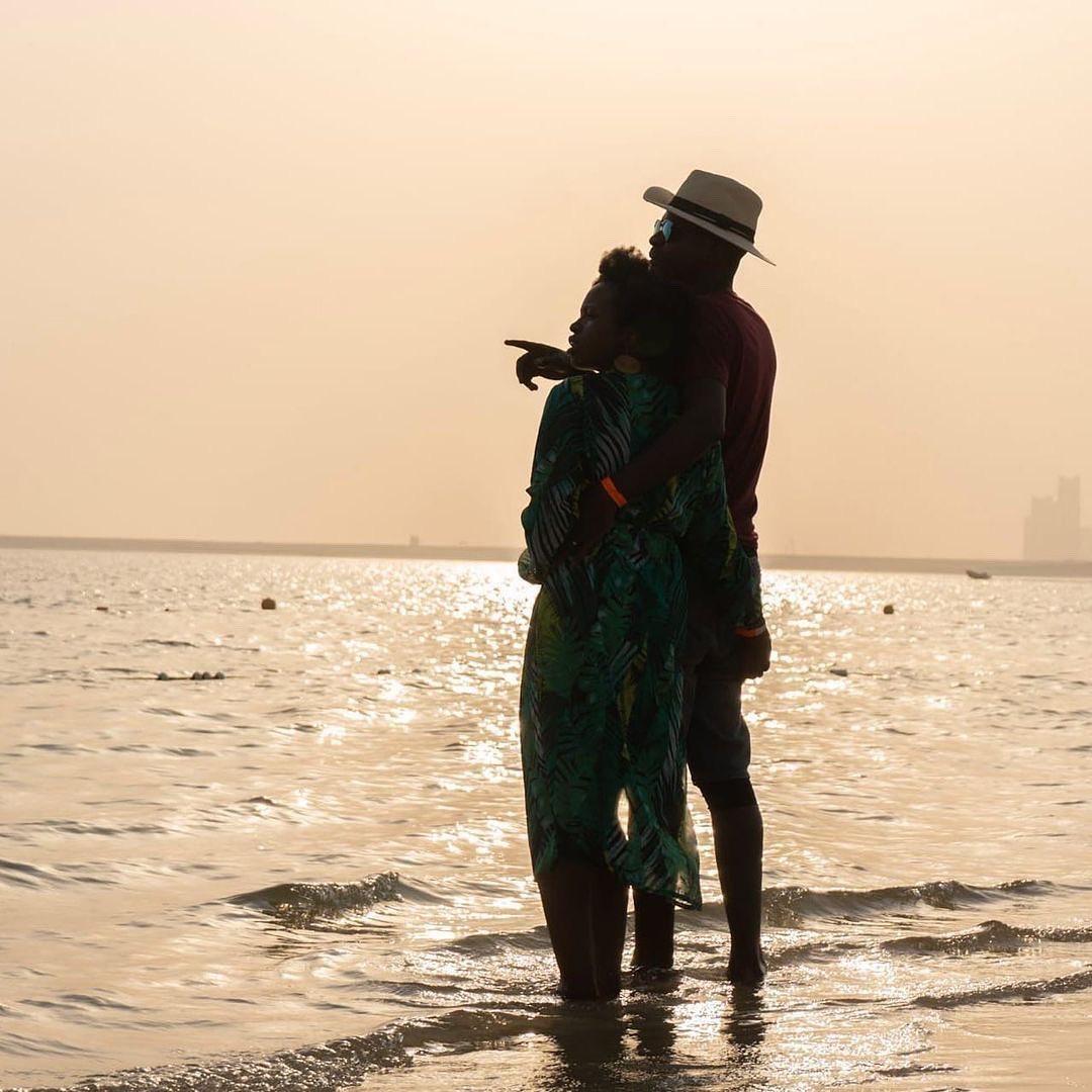 romantic beach in lagos