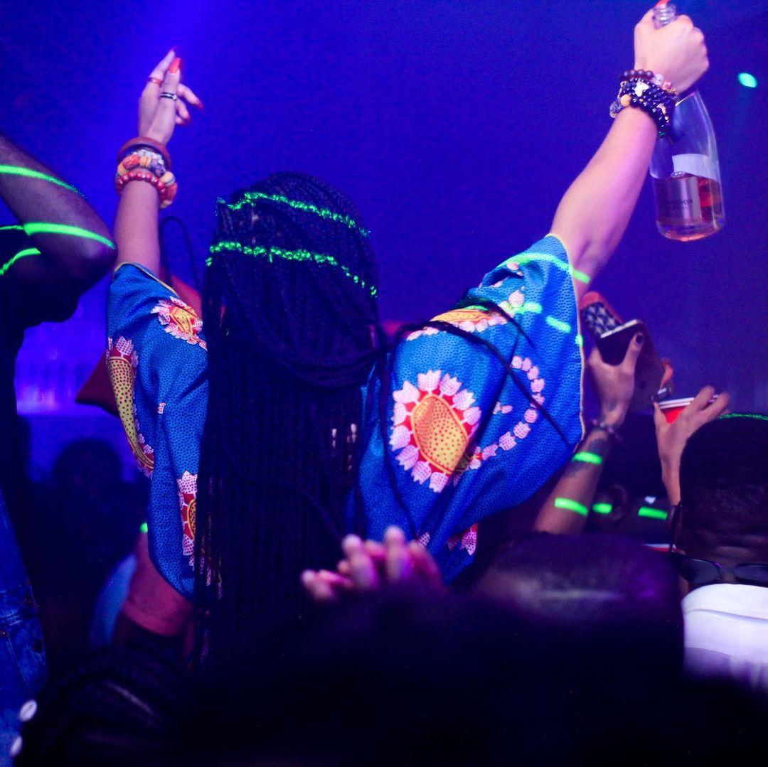 Accra bar crawl and clubbing