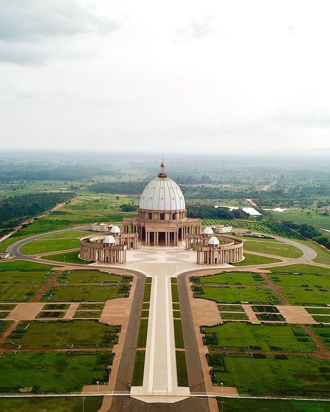 The largest church in the world