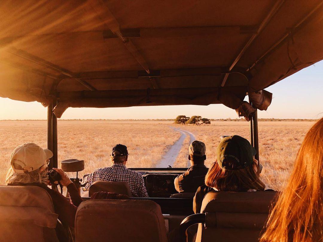 Top sights in Botswana