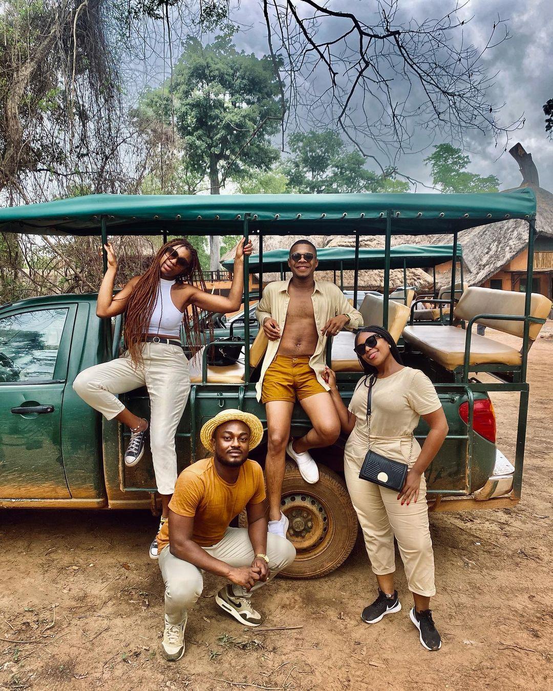 safari lodge in Ivory Coast