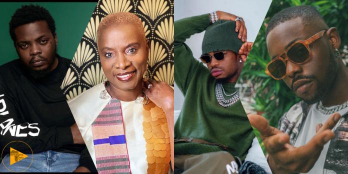 best afrobeats songs June 2021