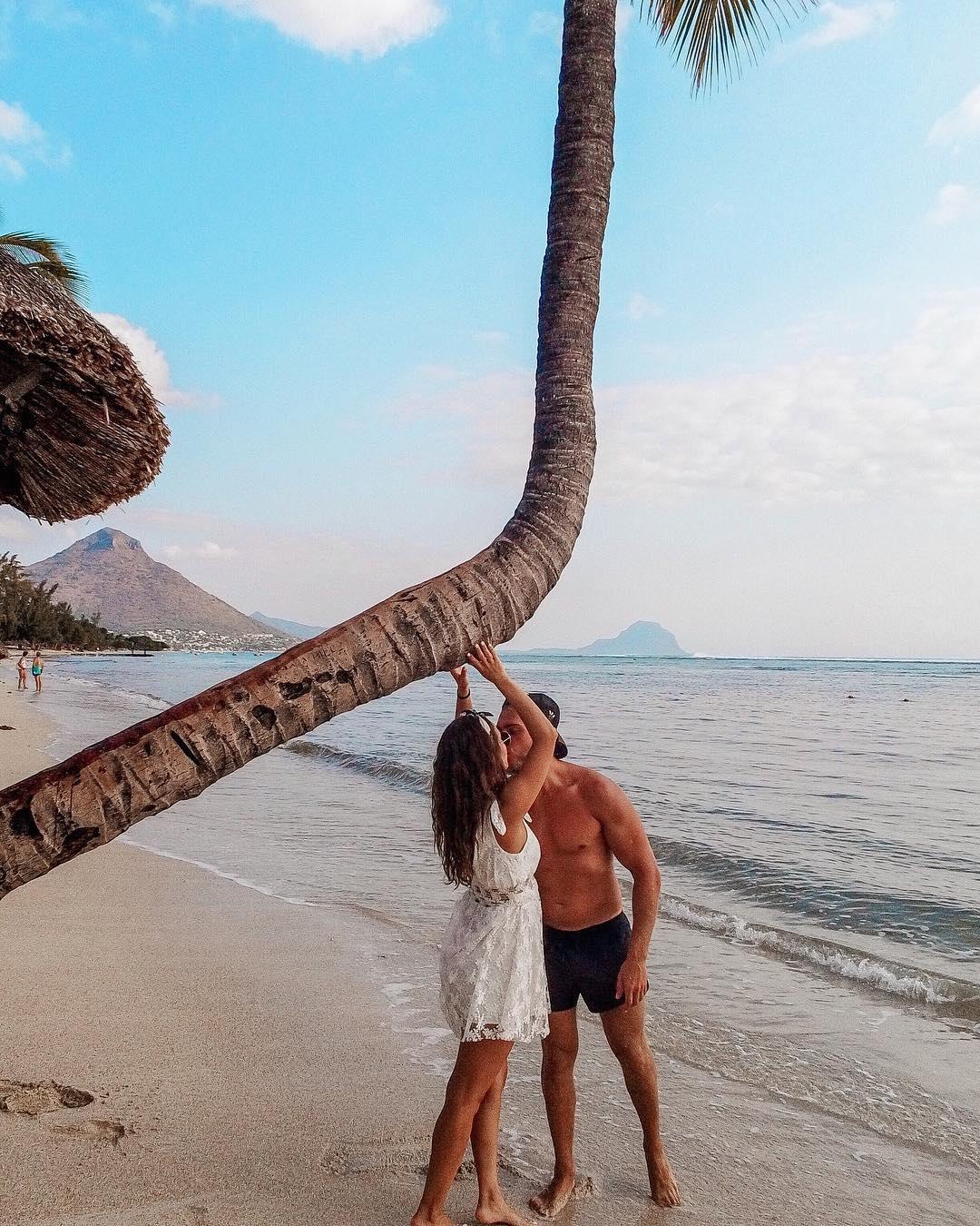 romantic places in Mauritius