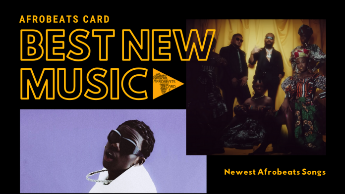 best new afrobeats songs 2021
