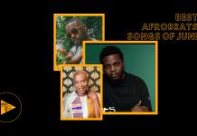 top african music June 2021