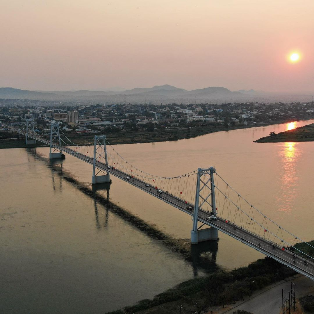 Samora Machel Bridge