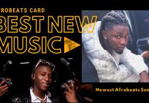 afrobeats 2021 list