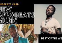 best afrobeats 2021