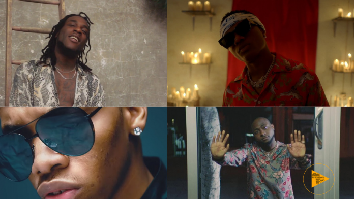 most viewed african music videos