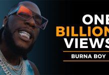 most popular Burna Boy songs
